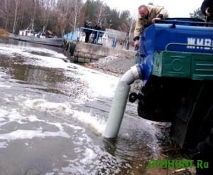 Segodnja v Kievskoe more vypustjat 10 000 mal'kov rastitel'nojadnyh ryb