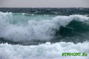 V Zaporozh'e 70-letnij rybak chudom spassja ot shtorma