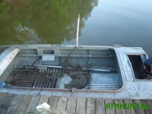 Brakon'erstvo na Dnepropetrovshhine v period nerestovogo zapreta sobaka laet - karavan idet3